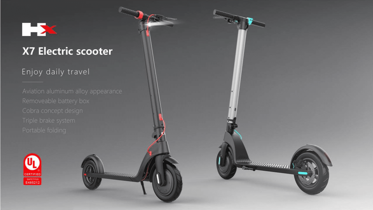 Meet SCOOT: The New Electric Scooter for Everyone